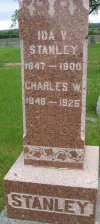 STANLEY, CHARLES W. - Saline County, Nebraska | CHARLES W. STANLEY - Nebraska Gravestone Photos