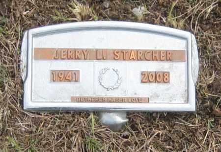 STARCHER, JERRY L. - Saline County, Nebraska | JERRY L. STARCHER - Nebraska Gravestone Photos