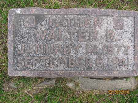 STEWART, WALTER R. - Saline County, Nebraska | WALTER R. STEWART - Nebraska Gravestone Photos