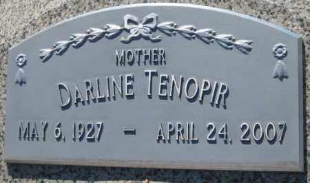 TENOPIR, DARLINE - Saline County, Nebraska | DARLINE TENOPIR - Nebraska Gravestone Photos