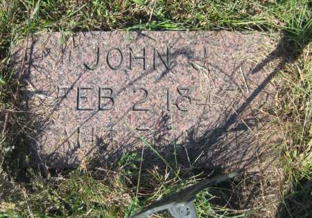 THOMPSON, JOHN J. - Saline County, Nebraska   JOHN J. THOMPSON - Nebraska Gravestone Photos
