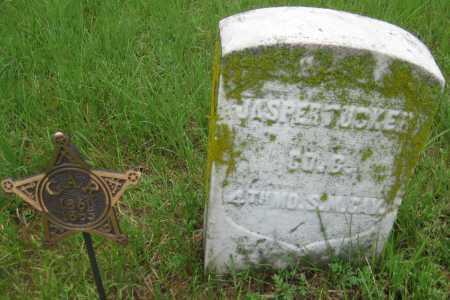 TUCKER, JASPER - Saline County, Nebraska | JASPER TUCKER - Nebraska Gravestone Photos