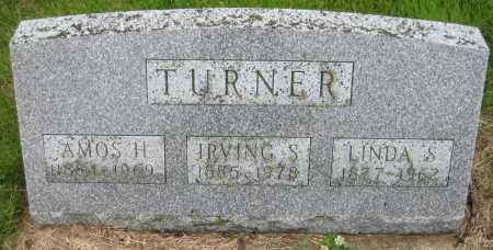 TURNER, LINDA S. - Saline County, Nebraska   LINDA S. TURNER - Nebraska Gravestone Photos