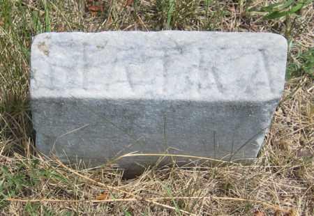 VAVRA, BARBORA - Saline County, Nebraska | BARBORA VAVRA - Nebraska Gravestone Photos