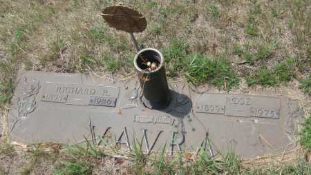 VAVRA, ROSE - Saline County, Nebraska   ROSE VAVRA - Nebraska Gravestone Photos
