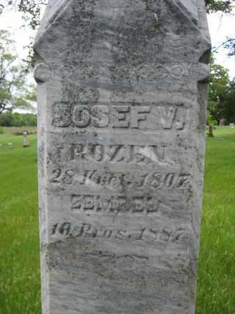 VILDA, JOSEF V. - Saline County, Nebraska | JOSEF V. VILDA - Nebraska Gravestone Photos