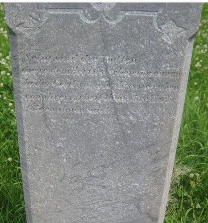 VOSSELER, ANNA - Saline County, Nebraska | ANNA VOSSELER - Nebraska Gravestone Photos