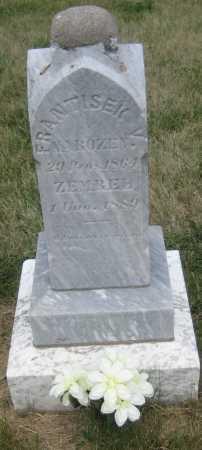 VRBSKY, FRANTISEK V. - Saline County, Nebraska | FRANTISEK V. VRBSKY - Nebraska Gravestone Photos