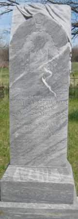 WAHL, DOROTHEY SOPHIA - Saline County, Nebraska   DOROTHEY SOPHIA WAHL - Nebraska Gravestone Photos
