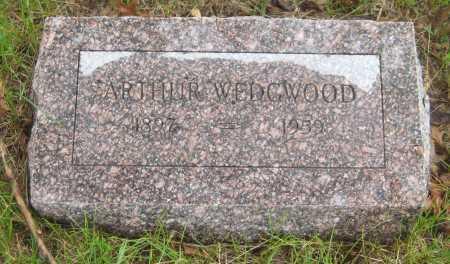WEDGWOOD, ARTHUR - Saline County, Nebraska | ARTHUR WEDGWOOD - Nebraska Gravestone Photos