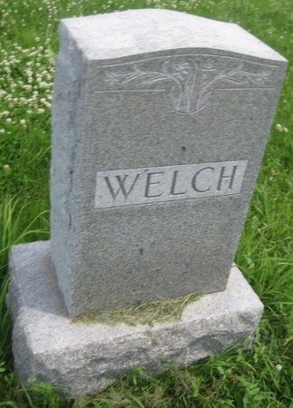 WELCH, FAMILY MONUMENT - Saline County, Nebraska | FAMILY MONUMENT WELCH - Nebraska Gravestone Photos