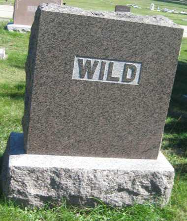 WILD, FAMILY MONUMENT - Saline County, Nebraska   FAMILY MONUMENT WILD - Nebraska Gravestone Photos