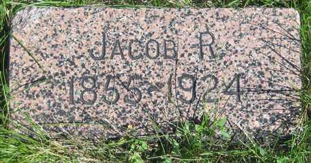 WILD, JACOB RICHARD - Saline County, Nebraska   JACOB RICHARD WILD - Nebraska Gravestone Photos