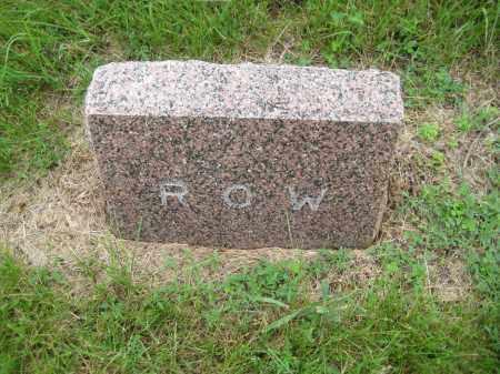WYCKOFF, R. O. - Saline County, Nebraska | R. O. WYCKOFF - Nebraska Gravestone Photos
