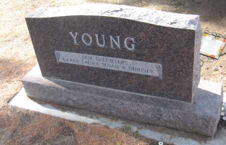 YOUNG, DALE - Saline County, Nebraska | DALE YOUNG - Nebraska Gravestone Photos