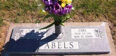 ABELS, MARTHA - Sarpy County, Nebraska | MARTHA ABELS - Nebraska Gravestone Photos
