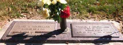 ACKERMANN, MARY A. - Sarpy County, Nebraska | MARY A. ACKERMANN - Nebraska Gravestone Photos