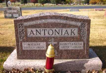 ANTONIAK, MICHAL - Sarpy County, Nebraska | MICHAL ANTONIAK - Nebraska Gravestone Photos