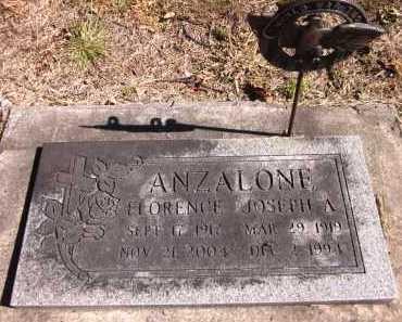 ANZALONE, JOSEPH A. - Sarpy County, Nebraska | JOSEPH A. ANZALONE - Nebraska Gravestone Photos