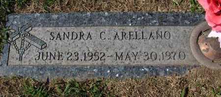 ARELLANO, SANDRA C. - Sarpy County, Nebraska   SANDRA C. ARELLANO - Nebraska Gravestone Photos