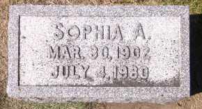 ARP, SOPHIA A. - Sarpy County, Nebraska | SOPHIA A. ARP - Nebraska Gravestone Photos