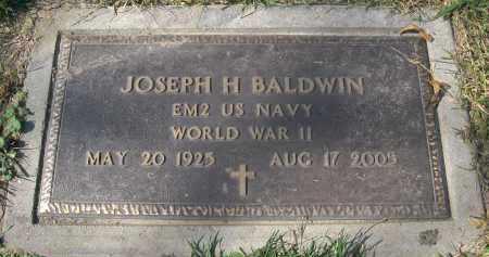 BALDWIN, JOSEPH H. - Sarpy County, Nebraska | JOSEPH H. BALDWIN - Nebraska Gravestone Photos