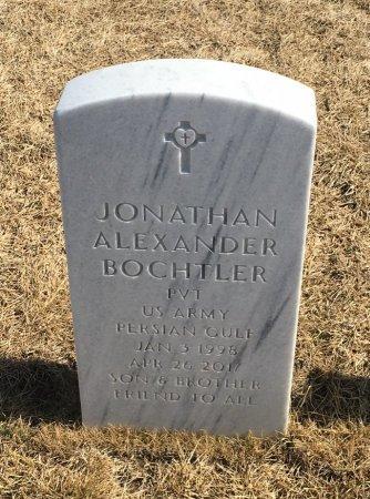 BOCHTLER, JONATHAN - Sarpy County, Nebraska | JONATHAN BOCHTLER - Nebraska Gravestone Photos
