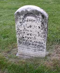 BOHLKEN, SILPHA - Sarpy County, Nebraska   SILPHA BOHLKEN - Nebraska Gravestone Photos