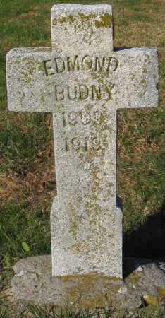 BUDNY, EDMOND - Sarpy County, Nebraska | EDMOND BUDNY - Nebraska Gravestone Photos