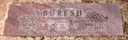 BURESH, ROBERT H. - Sarpy County, Nebraska | ROBERT H. BURESH - Nebraska Gravestone Photos