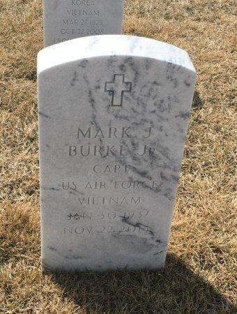BURKE, MARK - Sarpy County, Nebraska | MARK BURKE - Nebraska Gravestone Photos