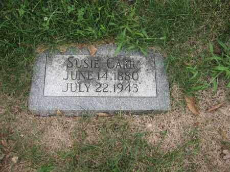 CARR, SUSIE - Sarpy County, Nebraska | SUSIE CARR - Nebraska Gravestone Photos