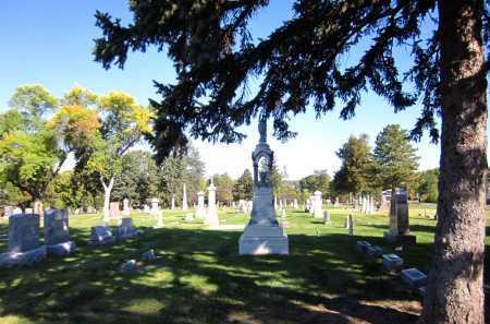 *CEDAR DALE, VIEW OF - Sarpy County, Nebraska   VIEW OF *CEDAR DALE - Nebraska Gravestone Photos