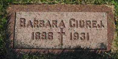 CIUREJ, BARBARA - Sarpy County, Nebraska | BARBARA CIUREJ - Nebraska Gravestone Photos