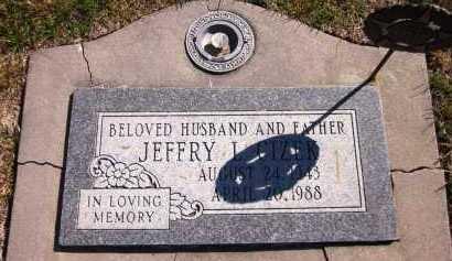 CIZEK, JEFFRY L. - Sarpy County, Nebraska | JEFFRY L. CIZEK - Nebraska Gravestone Photos