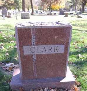 CLARK, FAMILY - Sarpy County, Nebraska | FAMILY CLARK - Nebraska Gravestone Photos