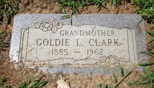 CLARK, GOLDIE L. - Sarpy County, Nebraska | GOLDIE L. CLARK - Nebraska Gravestone Photos