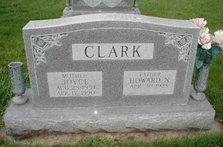 CLARK, JOYCE - Sarpy County, Nebraska | JOYCE CLARK - Nebraska Gravestone Photos