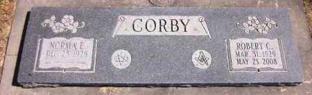 CORBY, NORMA E. - Sarpy County, Nebraska   NORMA E. CORBY - Nebraska Gravestone Photos