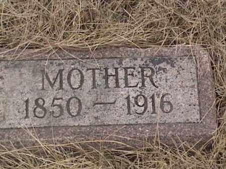 CORDES, MOTHER - Sarpy County, Nebraska   MOTHER CORDES - Nebraska Gravestone Photos