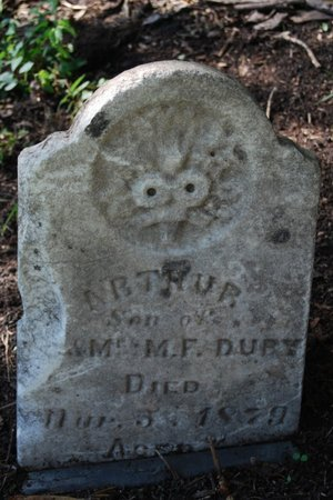 DUBY, ARTHUR - Sarpy County, Nebraska | ARTHUR DUBY - Nebraska Gravestone Photos