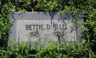 DUFF ELLIS, BETTIE - Sarpy County, Nebraska | BETTIE DUFF ELLIS - Nebraska Gravestone Photos