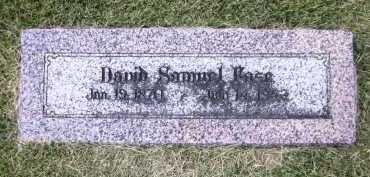 FASE, DAVID SAMUEL - Sarpy County, Nebraska | DAVID SAMUEL FASE - Nebraska Gravestone Photos