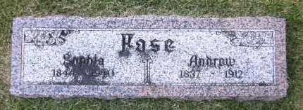 FASE, SOPHIA - Sarpy County, Nebraska | SOPHIA FASE - Nebraska Gravestone Photos