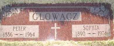 GLOWACZ, PETER - Sarpy County, Nebraska   PETER GLOWACZ - Nebraska Gravestone Photos