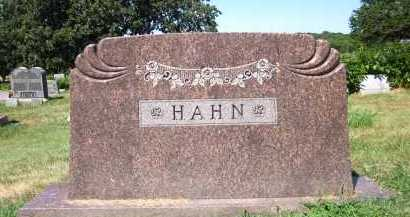 HAHN, FAMILY - Sarpy County, Nebraska | FAMILY HAHN - Nebraska Gravestone Photos