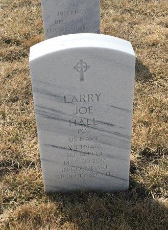 HALL, LARRY - Sarpy County, Nebraska | LARRY HALL - Nebraska Gravestone Photos