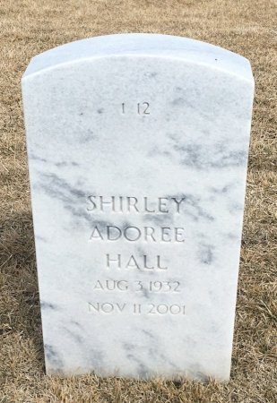 HALL, SHIRLEY - Sarpy County, Nebraska | SHIRLEY HALL - Nebraska Gravestone Photos