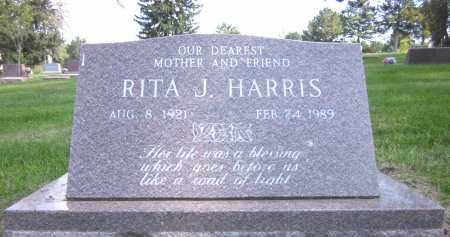 HARRIS, RITA J. - Sarpy County, Nebraska | RITA J. HARRIS - Nebraska Gravestone Photos