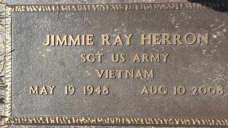 HERRON, JIMMIE - Sarpy County, Nebraska | JIMMIE HERRON - Nebraska Gravestone Photos